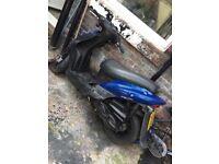 Kymco Agility 125cc 57plate