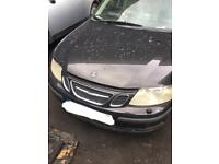 Saab 93 year2004 2.0 patrol Manuel for spares all parts available.
