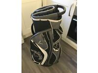 CALLAWAY cart bag (hardly used) free delivery within 50 miles! But feel free to ask as flexible🏌🏼