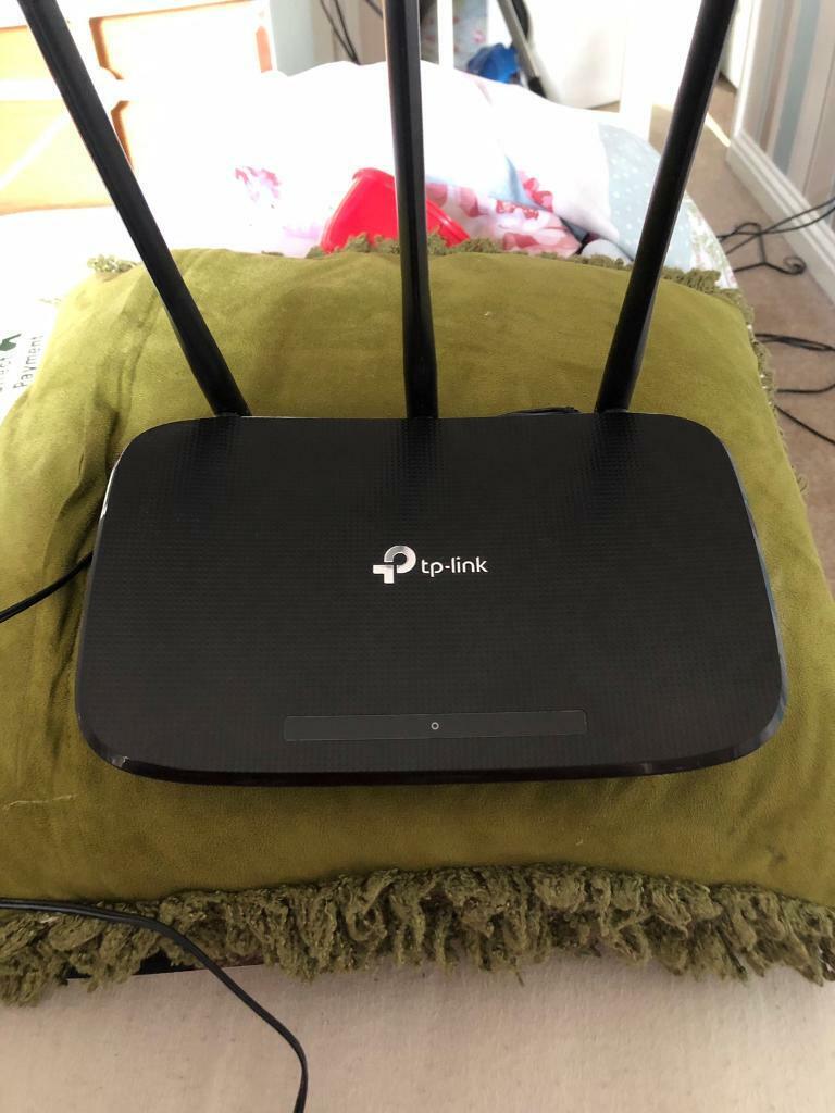TP-link WiFi router/extender | in Norwich, Norfolk | Gumtree