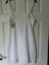 Brand new Off white woman's dress