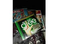 Glee collection: volume 3 (showstoppers), season two volume 4, Journey to Regionals. And PC game