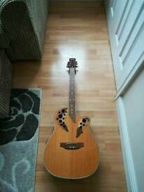 Stagg electro acoustic. Ovation copy