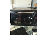 Royal Doulton Platinum small electric oven