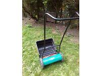 Bosch Lawn Mower, manual. only £10.