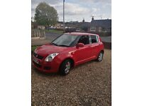 SUZUKI SWIFT GLX 5DOOR PETROL