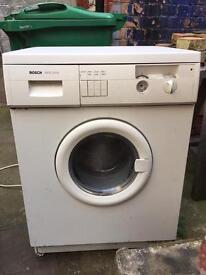 Spares repairs scrap Bosch washing machine