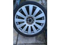 "Volkswagen / audi 19"" rims, wheels"