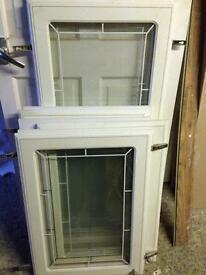 Glass cabinet doors x7 free