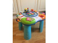 Baby/ toddler play table ( unisex)