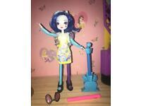 My Little Pony Equestria Girls Rainbow Rocks DJ Pon 3 Doll