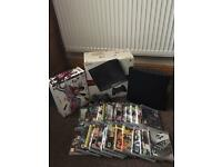 PS3 Bundle 25 Games and Gun