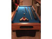 RILEY POOL TABLE