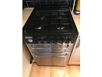 Leisure Chefcentre 55 Gas Cooker oven grill