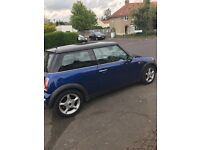 Mini hatch cooper long mot