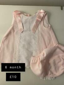 Baby girl boutique clothes