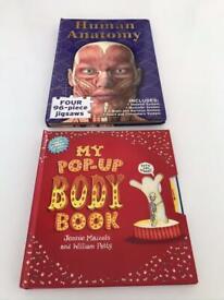 Brilliant Body Books (Pop-up & Jigsaw)