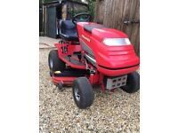Countax tractor mower