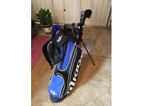 MKids Golf Clubs including driver, irons & putter
