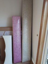 Glitter pelmets for sale