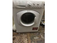 Hotpoint washing machine £70 free delivery