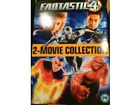 Fantastic 4 2- movie collection