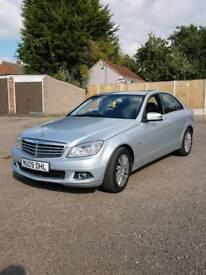 Mercedes c180 (2009) 98000m