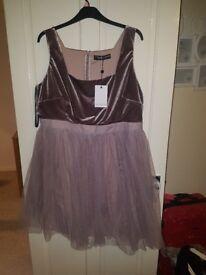 Brand New Plus Size Prom Dress