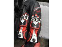 Knox Handroid Glove Mark3 riding glove