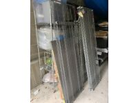 wire racking very strong can be sold in separate lots