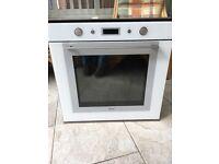 Whirlpool integrated single fan oven