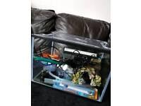 Fish tank & Accesories