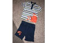 Boys 2-3 Disney store outfit