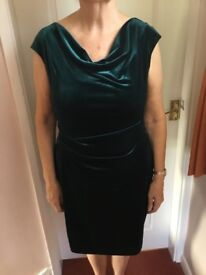OMAN DRESS SIZE 16 Ideal Cruise; Occasion; Evening Dress Very Good condition