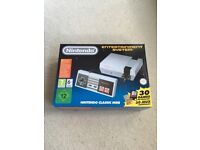 Nintendo classic mini with 30 games