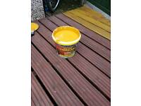 Ronseal 1 coat fence stain
