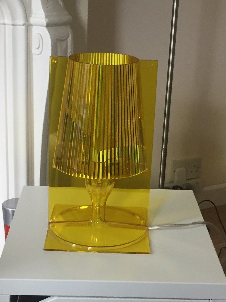 Design KARTELL Abat-jour for bedroom, living room EAST LONDON ...