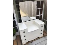 Farrow & Ball painted drawers / dressing table
