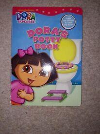 Dotas potty book