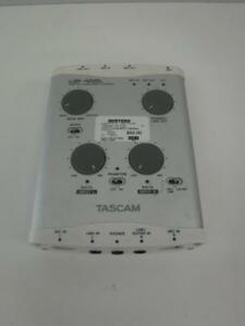 Tascam USB 2.0 Audio/MIDI Interface US-122L. We Buy and Sell Used Pro Audio Equipment. 2986