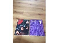 Beatles guitar music books