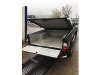 Mitsubishi L200 mountain top boot liner