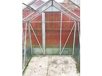Greenhouse (6'x8' approx)