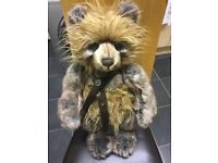 Charlie bears MR TWICKER &SCARECROW new with tags £70.00 to £80.00 or sell as a set