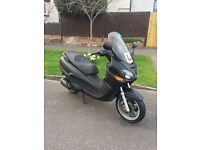 2002 PIAGGIO X9 125cc WORKING GOOD AND NEW MOT £749