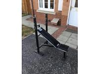 Domyos BM120 Weight Bench