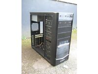 Novatech Computer Case (Full ATX) with PSU, DVD writer and Card Reader