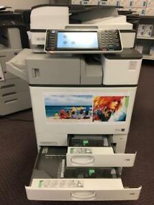Ricoh 11x17 Colour Office High Quality Copier Laser Printer MP C2003 2003 Lease Buy Rent Copiers Printers Copy Machine