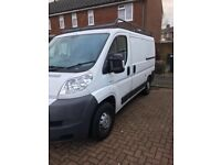 CITROEN RELAY 2008 WITH BUILT IN HOT AND COLD JET WASHER