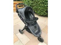 Baby jogger city mini GT with accessories £250 Ono
